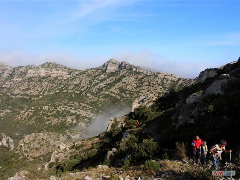 Les Alpilles - La tour des Opiés (05)