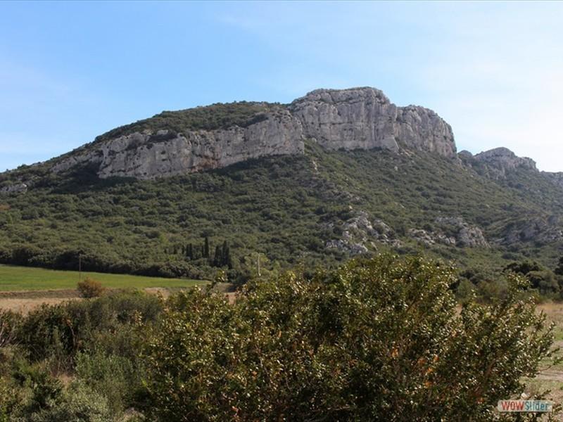 Les Alpilles - La tour des Opiés (09)