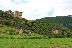 J.Grosse  Le Piedestal02   le chateau de Peyrelade sur son épéron rocheux